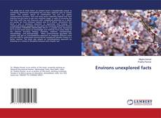 Bookcover of Environs unexplored facts