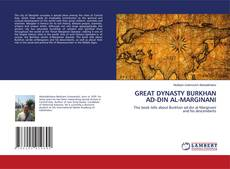 Portada del libro de GREAT DYNASTY BURKHAN AD-DIN AL-MARGINANI