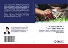 Portada del libro de Advance Internal Combustion Engines
