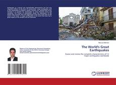 Bookcover of The World's Great Earthquakes