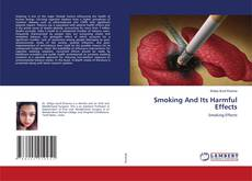 Couverture de Smoking And Its Harmful Effects