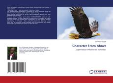 Bookcover of Character From Above