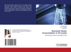 Couverture de Domestic Water Consumption in Sri Lanka