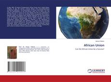 Bookcover of African Union
