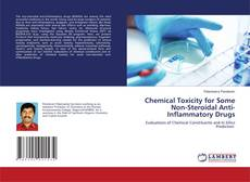 Couverture de Chemical Toxicity for Some Non-Steroidal Anti-Inflammatory Drugs