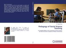 Bookcover of Pedagogy of Social Science Teaching