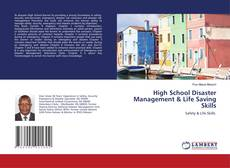 High School Disaster Management & Life Saving Skills kitap kapağı