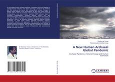 Capa do livro de A New Human Archaeal Global Pandemic