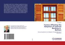 Capa do livro de Factors Affecting the Adoption of Internet Banking in Bahrain