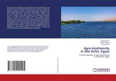 Couverture de Agro-biodiversity in Nile Delta, Egypt