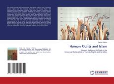 Capa do livro de Human Rights and Islam