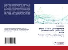 Capa do livro de Stock Market Development and Economic Growth in Africa