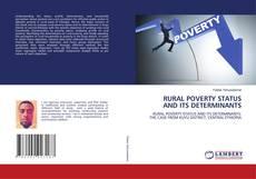 Portada del libro de RURAL POVERTY STATUS AND ITS DETERMINANTS