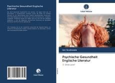 Psychische Gesundheit Englische Literatur kitap kapağı