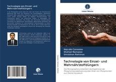 Portada del libro de Technologie von Einzel- und Mehrnährstoffdüngern