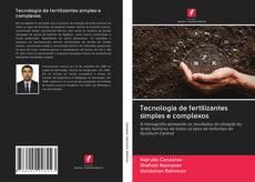 Portada del libro de Tecnologia de fertilizantes simples e complexos