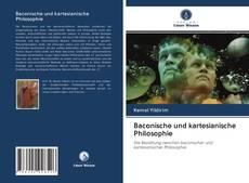 Couverture de Baconische und kartesianische Philosophie