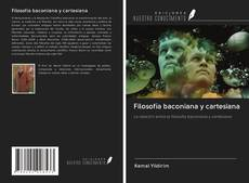 Capa do livro de Filosofía baconiana y cartesiana