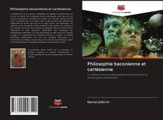 Portada del libro de Philosophie baconienne et cartésienne