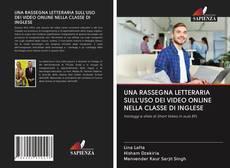 Bookcover of UNA RASSEGNA LETTERARIA SULL'USO DEI VIDEO ONLINE NELLA CLASSE DI INGLESE