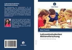 Bookcover of Lehramtsstudenten Aktionsforschung