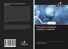 Bookcover of Patrocinio umanitario pubblico e celebrità