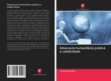 Buchcover von Advocacia humanitária pública e celebridade