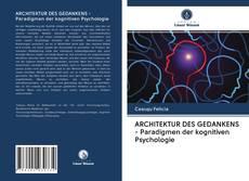 Portada del libro de ARCHITEKTUR DES GEDANKENS - Paradigmen der kognitiven Psychologie