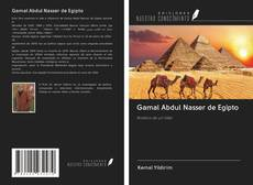 Bookcover of Gamal Abdul Nasser de Egipto