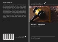Portada del libro de Acción Oposición
