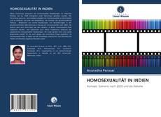 Portada del libro de HOMOSEXUALITÄT IN INDIEN