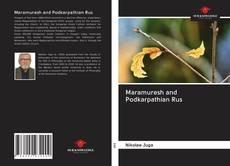 Buchcover von Maramuresh and Podkarpathian Rus