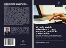 Copertina di Virtuele sociale netwerken en open innovatie: de RBV in vraag stellen
