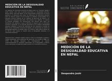 Couverture de MEDICIÓN DE LA DESIGUALDAD EDUCATIVA EN NEPAL
