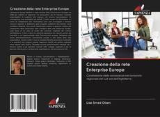 Capa do livro de Creazione della rete Enterprise Europe