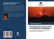 Capa do livro de Energieverbrauchsmuster im ländlichen Simbabwe
