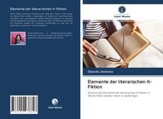 Capa do livro de Elemente der literarischen It-Fiktion