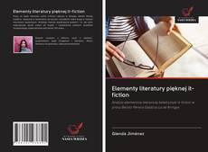 Bookcover of Elementy literatury pięknej it-fiction