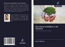 Обложка Duurzame praktijken in de industrie