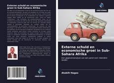 Bookcover of Externe schuld en economische groei in Sub-Sahara Afrika