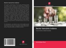 Capa do livro de Sector bancário indiano