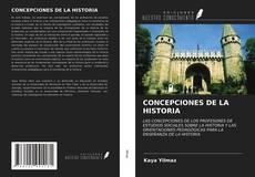Capa do livro de CONCEPCIONES DE LA HISTORIA