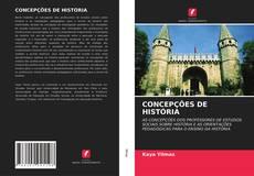 CONCEPÇÕES DE HISTÓRIA kitap kapağı