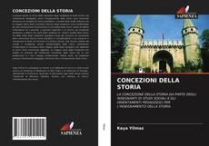 CONCEZIONI DELLA STORIA的封面