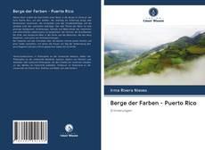 Berge der Farben - Puerto Rico kitap kapağı