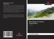 Bookcover of Mountains of Colors - Puerto Rico
