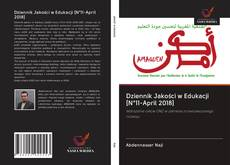 Buchcover von Dziennik Jakości w Edukacji [N°11-April 2018]