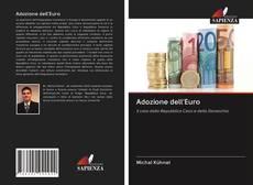 Capa do livro de Adozione dell'Euro