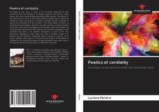 Bookcover of Poetics of cordiality