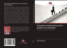 Couverture de Principes fondamentaux de la gestion du marketing